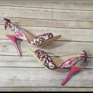 Guess stiletto high heels size 8